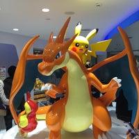 Photo taken at Pokémon Center Mega Tokyo by anon 5. on 12/12/2014