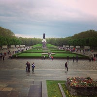 Photo prise au Treptower Park par Elena K. le5/10/2013