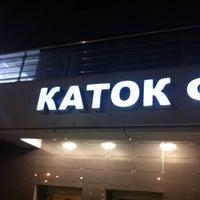 Снимок сделан в Каток в Снежкоме пользователем Александр М. 12/25/2012