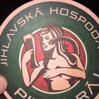 Photo taken at Pivní Ráj - Jihlavská Hospoda by Petr H. on 11/11/2016