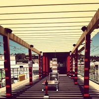 Photo taken at Metro Gold Line - Chinatown Station by Tom P. on 1/14/2013