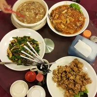 Photo taken at Kampung Seafood by Marcel L. on 7/14/2015