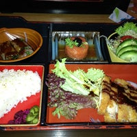 Photo taken at ONI Japanese Dining by Patricia V. on 1/19/2013