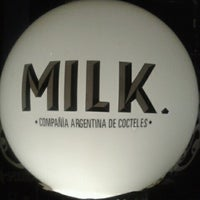 Photo taken at Milk Compañía Argentina de Cocteles by 777ck on 10/6/2012