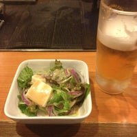 Photo taken at 居酒屋 あ うん by さや on 7/29/2013