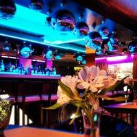 Photo taken at POSH lounge Café by Roman V. on 10/10/2013