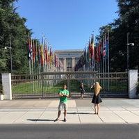 Foto scattata a UNECE Geneva da Boris B. il 8/16/2016