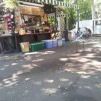 Photo taken at Le Kiosque Des Nems by Daniele C. on 7/30/2013