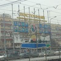 Снимок сделан в Преображенская площадь пользователем Sergey🌀 S. 2/20/2013