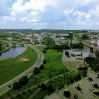 Photo taken at Vilnius by Anya S. on 6/8/2013