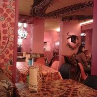 Das Foto wurde bei Afro Cafe von Сергей С. am 6/25/2013 aufgenommen