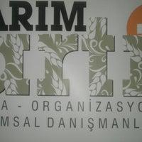 Photo taken at Tarim Arti Organizasyon by Mehmet A. on 3/25/2013