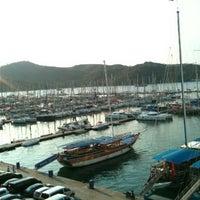7/24/2013 tarihinde Oguzhan G.ziyaretçi tarafından Alesta Yacht Hotel'de çekilen fotoğraf