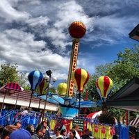 Photo taken at Adventureland Amusement Park by DjMLUV on 5/26/2013