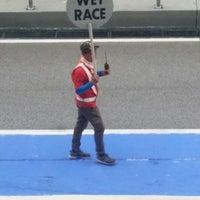 Photo taken at Media Centre | Sepang International Circuit by Abdul H. on 5/18/2014