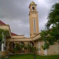 Photo taken at Masjid Kg Sungai Ular by Pak M. on 11/19/2012