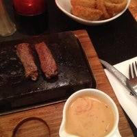 Photo taken at Steak & Co. by Daria P. on 12/11/2012
