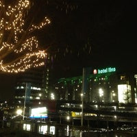 Photo taken at ibis Amsterdam Centre by Lisa B. on 2/15/2013