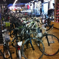 Photo taken at Cycles UK by Marilyn D. on 2/2/2014