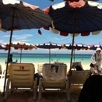 Photo taken at Samae Beach by ASSAWIT C. on 5/2/2011