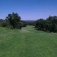 Photo taken at Hoyo 5. Real Club de Golf La Herrería by Fernando S. on 8/1/2012