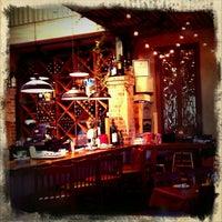 Photo taken at Cucina Tagliani by Jennifer H. on 11/8/2011