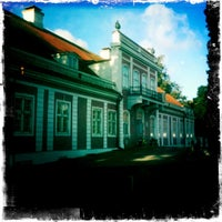 Photo taken at Sagadi Manor by Ilkka M. on 9/17/2011