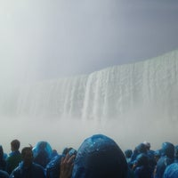 Photo taken at Maid Of The Mist - Canada entry by Francis T. on 9/1/2012