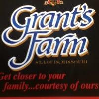 Photo taken at Grant's Farm by Sean Q. on 6/9/2012