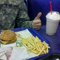 Photo taken at Burger King by William B. on 9/22/2011