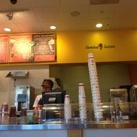 Photo taken at Jamba Juice Esplanade by Darah G. on 4/3/2012