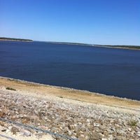 Photo taken at Saylorville Dam by Scott J. on 4/8/2012