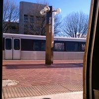 Photo taken at Shady Grove Metro Station by Levelbest on 1/18/2012