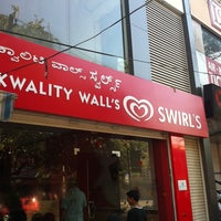 Photo taken at Kwality Walls Swirls @ Jayanagar 4th Block by Niranjan S. on 2/13/2011
