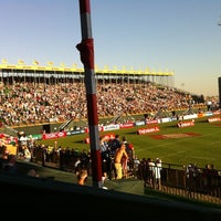 Photo taken at 7he Sevens Rugby Ground by Peter R. on 12/3/2011