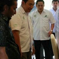 Photo taken at Saka (Jogja Office) - PT. Indosaka Prima by Saka Design Group on 7/13/2011