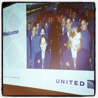 Photo taken at United Airlines In-Flight Training Center by Corey on 5/15/2012