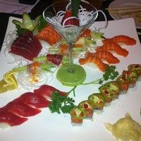 Photo taken at Thai Green & Sushi by Elliot P. on 6/21/2012
