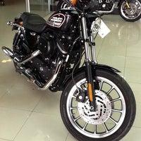 Photo taken at Brasília Harley-Davidson by Eliano D. on 3/1/2012