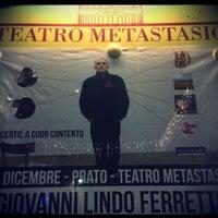 Foto scattata a Teatro Metastasio da Marco C. il 12/16/2014