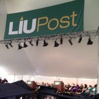 Photo taken at LIU Post by Vivi S. on 5/10/2013