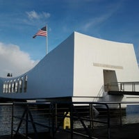Photo taken at World War II Valor in the Pacific National Monument by Amanda P. on 11/8/2012