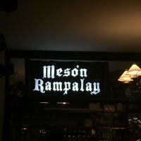 Photo taken at Mesón Rampalay by Luis Alejandro R. on 9/23/2016