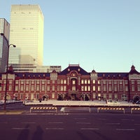Photo taken at Tokyo Station by flyeagle on 4/13/2013