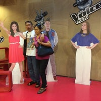 Photo taken at ABS-CBN Center Road by Yanessa Shannen T. on 6/13/2014