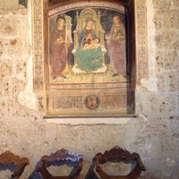 Photo taken at Chiesa di Santa Maria Maggiore by Tiana K. on 6/22/2014
