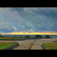 Photo taken at Giardini Gilberto Govi by Simone D. on 11/28/2012
