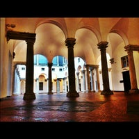 Photo taken at Palazzo Ducale by Simone D. on 12/17/2012