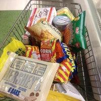 Photo taken at The Landmark Supermarket by Isabel D. on 12/11/2012