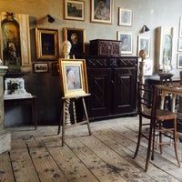 Photo taken at Museo Pietro Canonica a Villa Borghese by Oli P. on 2/2/2017